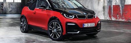 BMW i3S : la petite citadine électrique passe en mode Sport !