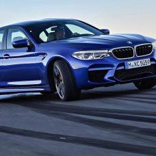 BMW M5 : 600 chevaux pour la nouvelle génération !