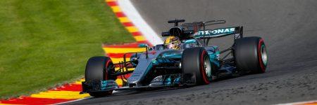 F1 – GP de Belgique : victoire de Lewis Hamilton intouchable !