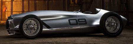 Infiniti Prototype 9 concept : la marque premium invente son passé !