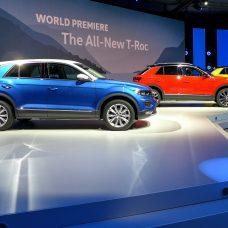Volkswagen T-Roc : le nouveau SUV se révèle !