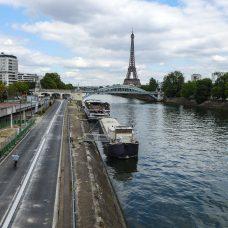 Paris : les travaux d'été d'Anne Hidago «anti-voiture» en photos !