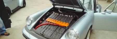 Porsche 911 : une incroyable SC Targa de 1979 à moteur électrique (vidéo) !