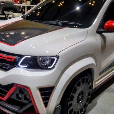 Renault Kwid Extreme Study : concept « made in Indonesia » !