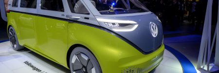 Volkswagen I.D. BUZZ : le Combi électrique sera commercialisé en 2022 !