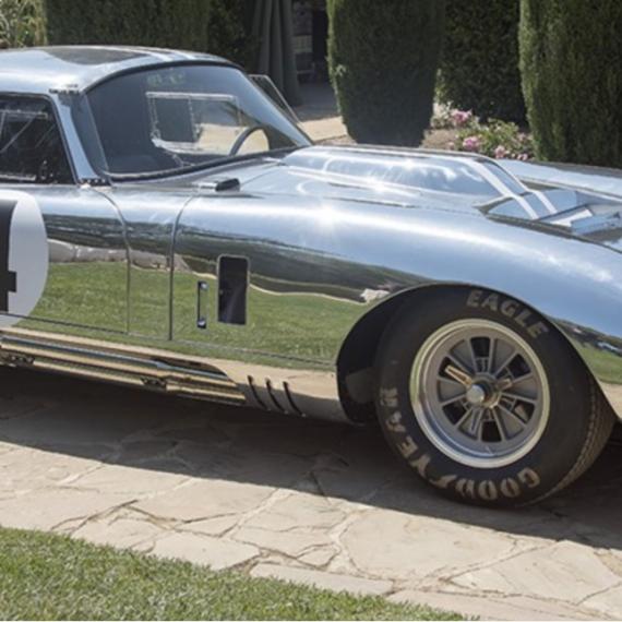Shelby Cobra Daytona Coupé : «l'arme secrète» des 24 Heures du Mans 1964 ressuscitée !