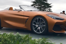 video-bmw-Z4-concept-pebble-beach-2017