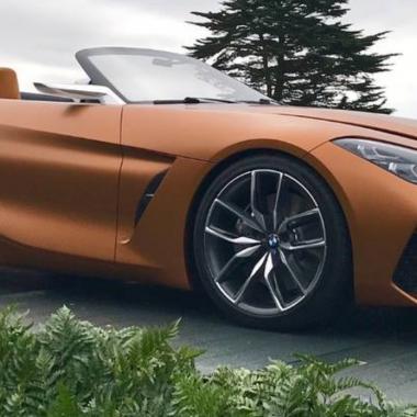 Vidéo : la présentation du BMW Z4 Concept à Pebble Beach !