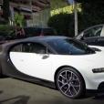 Vidéo : une Bugatti Chiron noire et blanche fait sensation à Cannes !