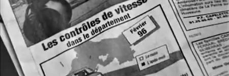 Vidéo : quand la Police indiquait la position des radars dans les journaux !