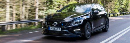Volvo S60 &  V60 Polestar : optimisations aérodynamiques !