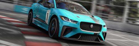 Jaguar I-PACE eTROPHY : des SUV électriques de course en support de la Formula E !