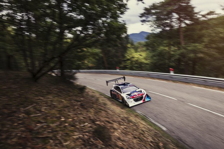 Peugeot 208 T16 Pikes Peak : Les Photos De La Course De