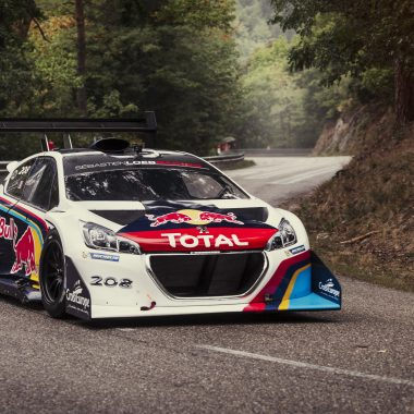 Peugeot 208 T16 Pikes Peak : les photos de la course de Turckheim !
