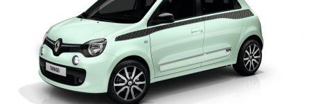 Renault Twingo La Parisienne : la citadine en mode série limitée chic…