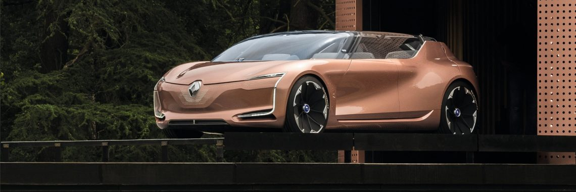 Renault Symbioz : concept-car «d'habitation roulante» électrique…