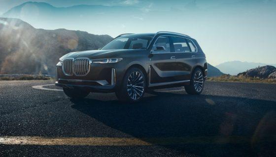 BMW Concept X7 iPerformance-2017