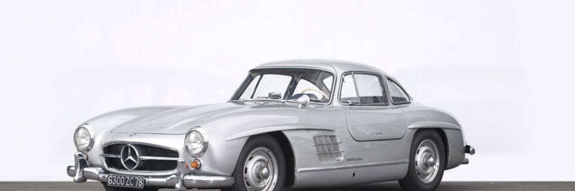 Mercedes-Benz : plus de 50 voitures mythiques à vendre aux enchères le 15 octobre !