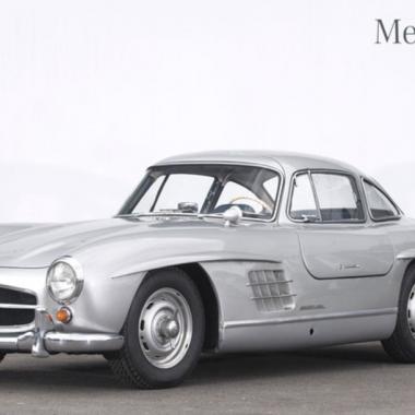 Mercedes-Benz : plus de 50 voitures mythiques à vendre aux enchères le 15 octobre