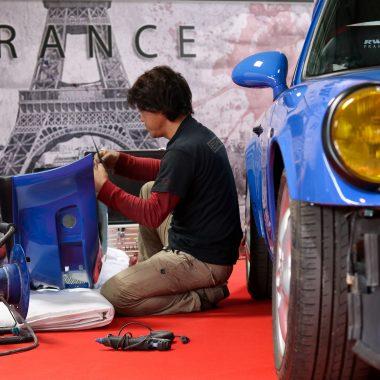 Porsche RWB : Nakai San débarque en France, les photos !