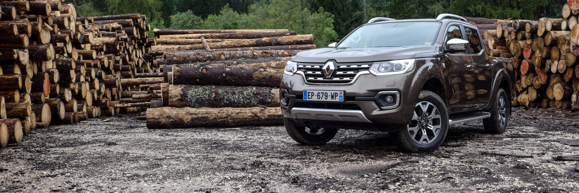 Renault Alaskan : confort et style, essai