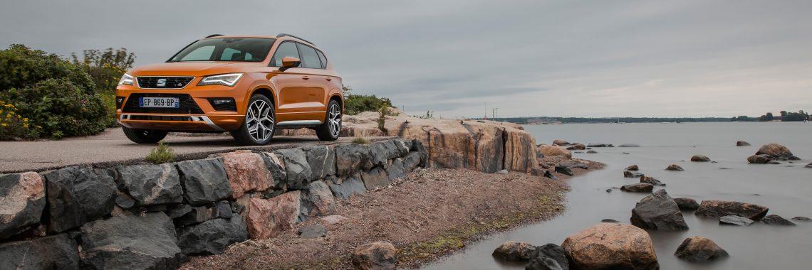 Seat Ateca FR : road trip sur les routes des «mille lacs» !