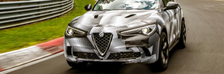 Alfa Romeo Stelvio Quadrifoglio : SUV le plus rapide du Nürburgring (vidéo)