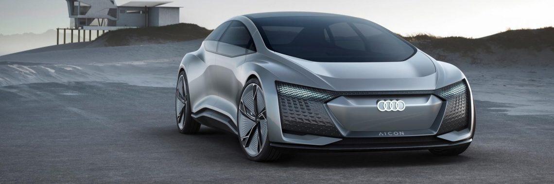Audi Aicon : vision du luxe électrique autonome…