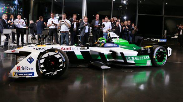 Audi e-tron FE04 #1 (Audi Sport ABT Schaeffler), Lucas di Grassi