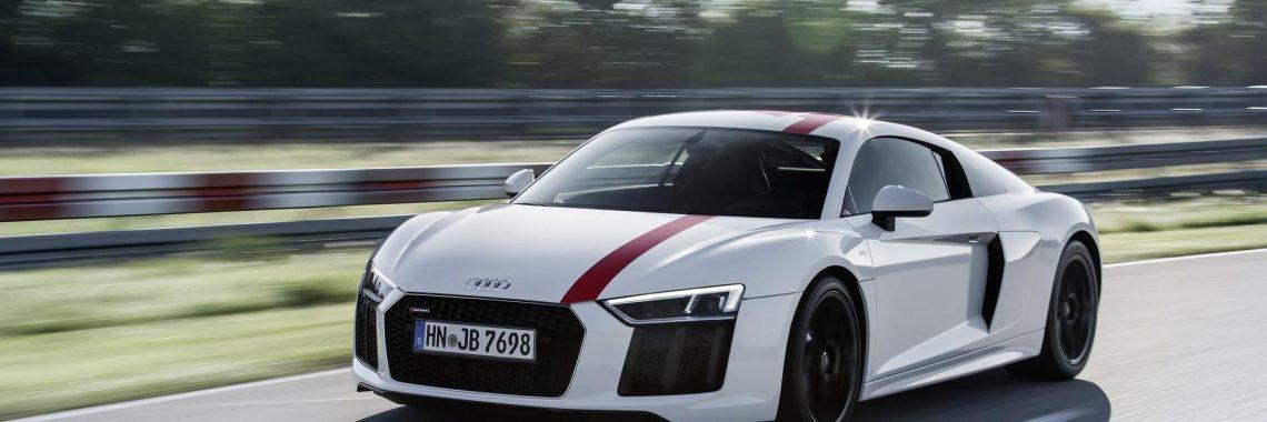 Audi R8 V10 RWS : pure propulsion de 540 chevaux !
