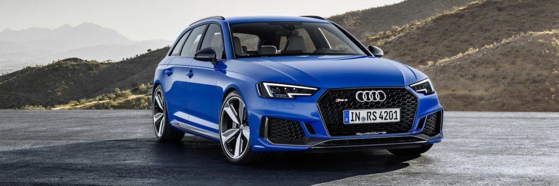 Audi RS 4 Avant : place au V6 biturbo !