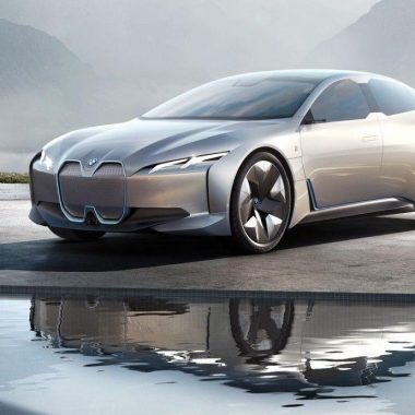 BMW i Vision Dynamics : la future i5 se montre sous forme de concept !