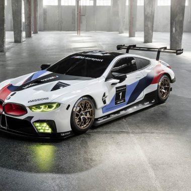 FIA WEC : BMW lève le voile sur une tonitruante M8 GTE !