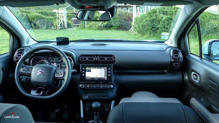 citro n c3 aircross aussi original que polyvalent essai les voitures. Black Bedroom Furniture Sets. Home Design Ideas