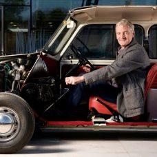 Dyson : de l'aspirateur à la voiture électrique, c'est pour 2020