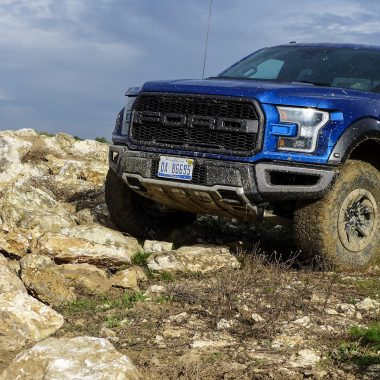 Ford F-150 Raptor : le « pick-up Supercar » à l'essai !