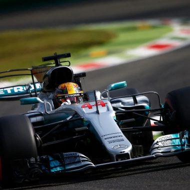 F1 –  GP d'Italie : coup double pour Lewis Hamilton !