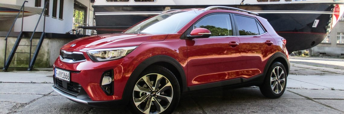Kia Stonic : le SUV «stylé» à l'essai !