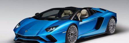 Lamborghini Aventador S Roadster : 740 chevaux à l'air libre !