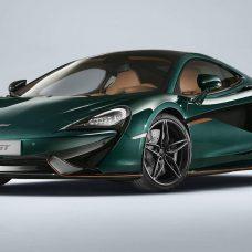 McLaren 570GT XP Green : une série très limitée en hommage à la F1 XP GT Longtail