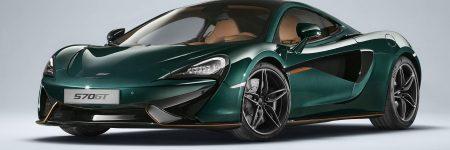 McLaren 570GT XP Green : une série très limitée en hommage à la F1 XP GT Longtail !