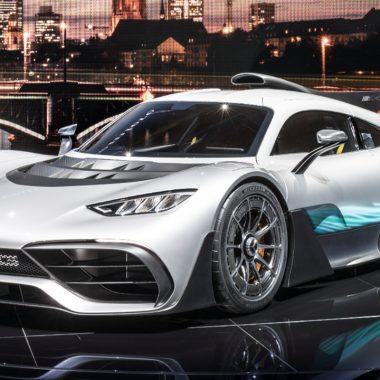 Mercedes-AMG Project ONE : l'Hypercar à l'étoile enfin dévoilée !