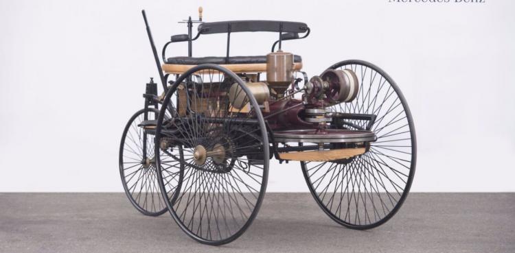 3649e59dc9702 Une réplique conçue par Mercedes-Benz du tricycle de 1886 devrait également  trouver rapidement preneur.