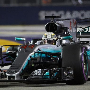 F1 – GP de Singapour : Hamilton rit, Vettel pleure…