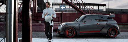 MINI John Cooper Works GP Concept : concept-car de compétition !
