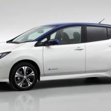 Nissan Leaf : la nouvelle génération fait dans l'attractivité !