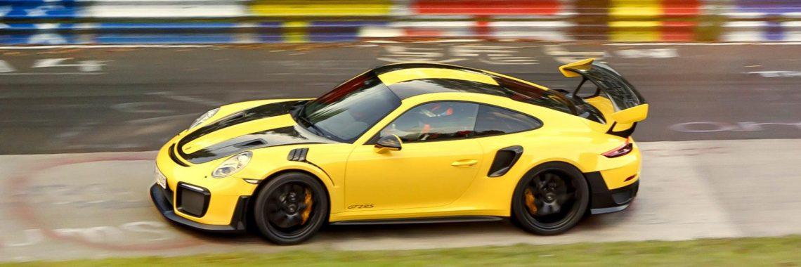 Porsche 911 GT2 RS : elle signe le nouveau record du Nürburgring (vidéo)
