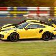 Porsche 911 GT2 RS : elle signe le nouveau record du Nürburgring (vidéo) !