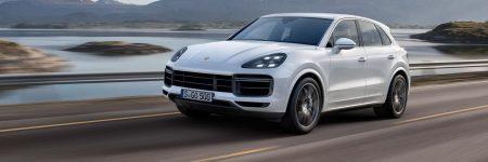 Porsche Cayenne Turbo : 550 chevaux pour la sportive familiale !