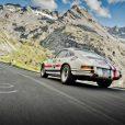 Vidéo : Porsche visite la beauté du col du Stelvio